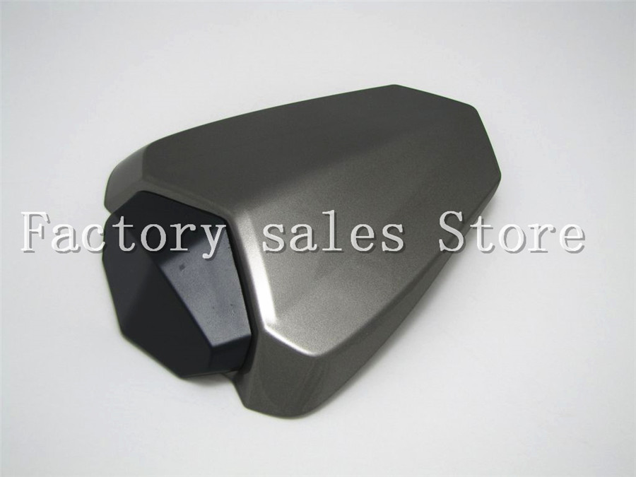 Gray For Yamaha YZF1000 YZF 1000 R1 2009 2010 2011 2012 2013 2014 Rear Seat Cover Cowl Solo Racer Scooter Seat Motorbike YZFR1