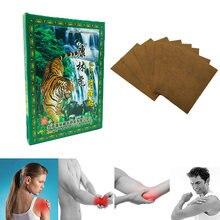 56 piezas 7 bolsos Far IR tratamiento bálsamo de tigre yeso dolor Muscular  Stiff hombro remiendo alivio Spondylosis Health Care . ab8fbbff8041