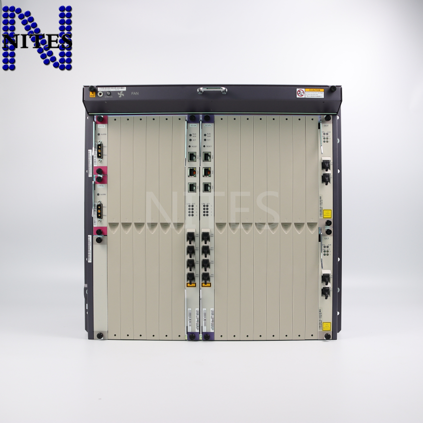 It Is 1ge Olt For Hua Wei Cellphones & Telecommunications Original Brand New 19inch Ma5680t G/epon Olt,with Scun*2+prte*2+gicf*2,1g Uplink Control Board Communication Equipments