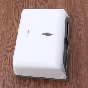 Image 4 - קיר רכוב אמבטיה תיבת נייר רקמות מיכל נייר מגבת מתקן רקמות תיבה מחזיק