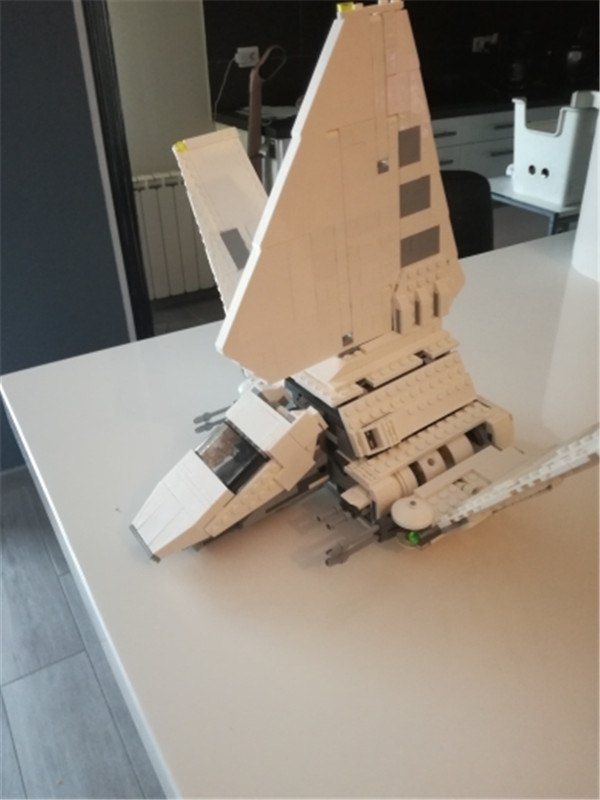 Star space Series Shuttle Tydirium Building Blocks Bricks Assembled Toys Compatible with Lepins Gifts War toys in space