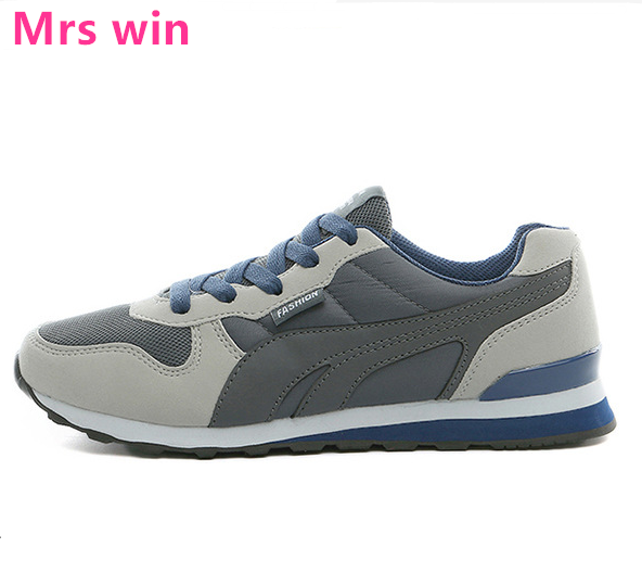 Summer Men Shoes Brand font b Running b font Shoes for Men Sneakers Lightweight Lace Low