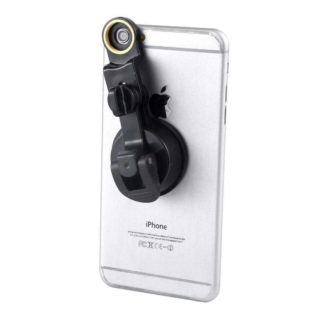 Telescope Connect Universal Digital Camera Ipad Cell Phone Bracket Mount Support Holder For Mobile Devices and Lens