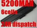 Batería recargable para acer Aspire 1410 1410 T 1810 T Timeline 1810TZ 1810 1810 T 1810TZ AS1410 934T2039F UM09E31 UM09E32