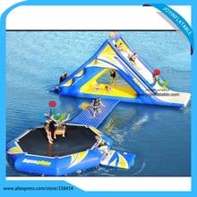 Aufblasbare Wasserpark Wasser Schlauchboote Für Verkauf
