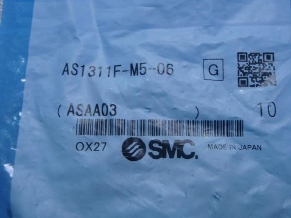 BRAND NEW JAPAN SMC GENUINE SPEED CONTROLLER AS1311F-M5-06 liberty project tempered glass защитное стекло для samsung note 4 clear 0 33 мм