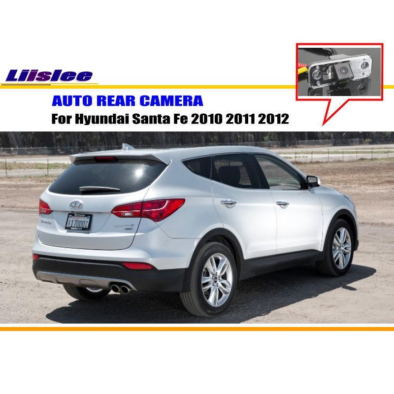 2010 Santa Fe Hyundai: Liislee For Hyundai Santa Fe 2010~2012 Rear View Camera