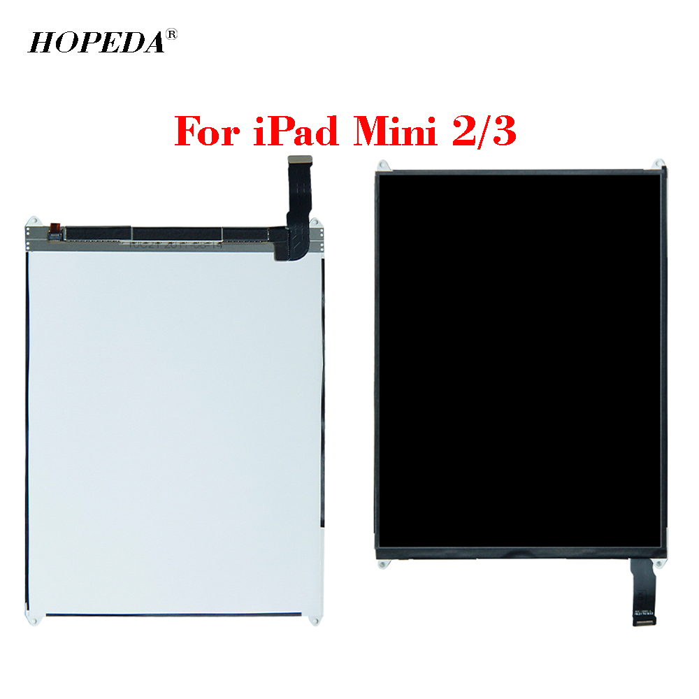 New For Apple iPad Mini 2 3 LCD Screen Display Panel 1024x768 A1489 A1490 A1599 A1600 new lcd display screen for ipad mini 2 3 a1489 a1490 a1491 a1599 a1600 a1601 replacement parts digital original lcd panel