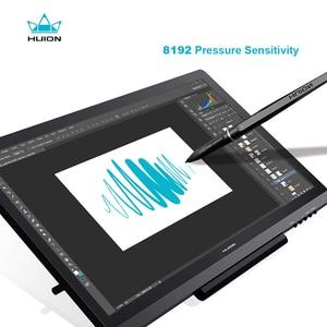 Image 3 - HUION KAMVAS GT 191 19.5 นิ้ว IPS จอแสดงผลปากกา 8192 ระดับ Interactive Digital กราฟิกจอภาพของขวัญ