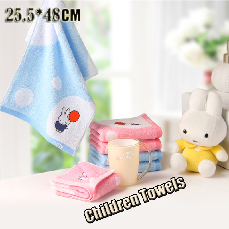 WITH 100% Cotton Authentic (2PCS/ LOT) Nursing Towel Baby Bibs Handkerchief 25*48CM Baby Hand Dry Towel Bath Towels Washcloth
