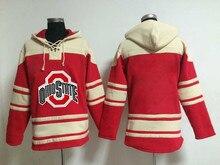 Ohio State Hoodie Buckeyes University Hockeys Jersey Custom Any Name Any Number Stitched Movie Jerseys Hoodie Sports Sweater