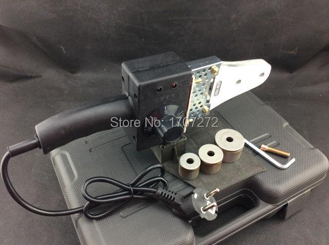 Temperatūros kontroliuojamas PPR suvirinimo aparatas, PVC suvirinimo - Suvirinimo įranga - Nuotrauka 5