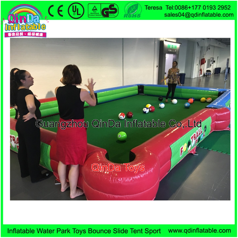 inflatable billiards snooker soccer ball04