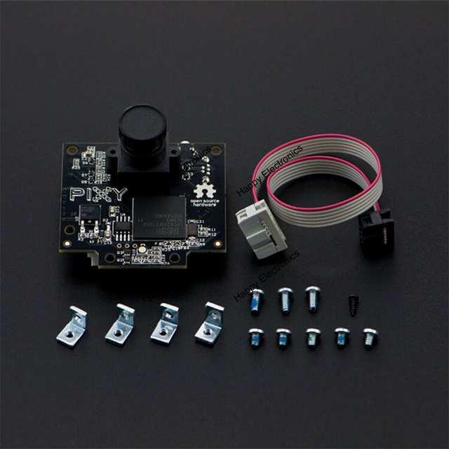 US $79 95  DFRoBot Pixy CMUcam5 Image Recognition Sensor/camera, LPC4330  204MHz Omnivision OV9715 1/4