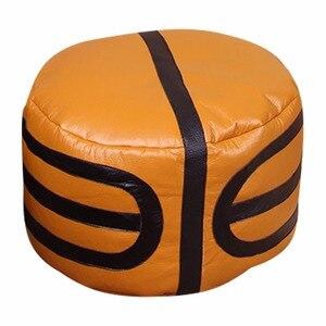 Image 4 - LEVMOON Sitzsack Sofa Stuhl kugelsitz Zac Komfort Sitzsack Bett Abdeckung Ohne Füllung Nur Shell Rugby sitzsäcke