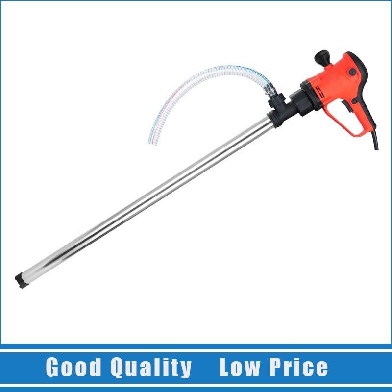 Pompe de transfert de liquide de baril de B Pipe 1600 W pour le liquide au-dessous de 800CPS D72Pompe de transfert de liquide de baril de B Pipe 1600 W pour le liquide au-dessous de 800CPS D72