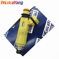 100 Tested Auto Spare Parts 195500 4450 1955004450 Fuel Injector High Performance For Mazda RX8 MX5