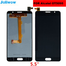 5.5 For Alcatel One Touch Pop 4S 5095 OT5095 5095B 5095I 5095K LCD Screen Display +Touch Screen Digitizer Assembly цена