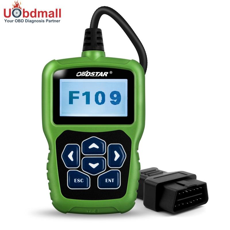 все цены на Original OBDSTAR F109 Immo Key Programmer Odometer Correction For SUZUKI F-109 Calculating 4-20 Digit Pin Code Key Programming онлайн