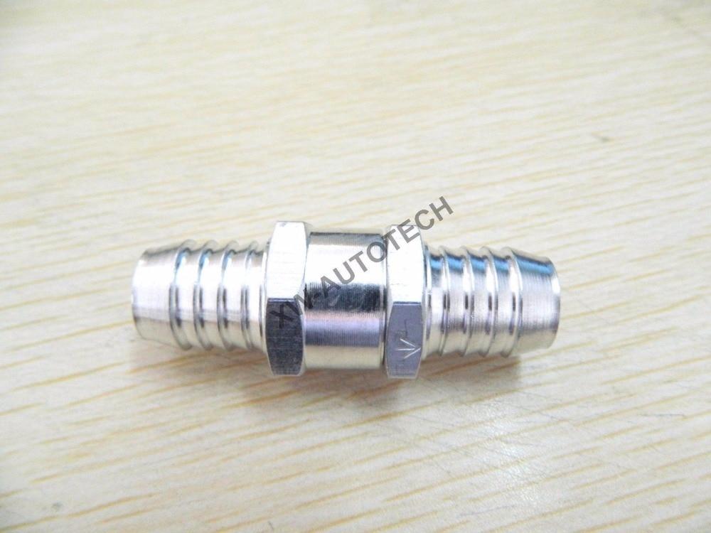 5pcs 16mm 5//8 Fuel Non Return One Way Check Valve Petrol Diesel Aluminium Alloy