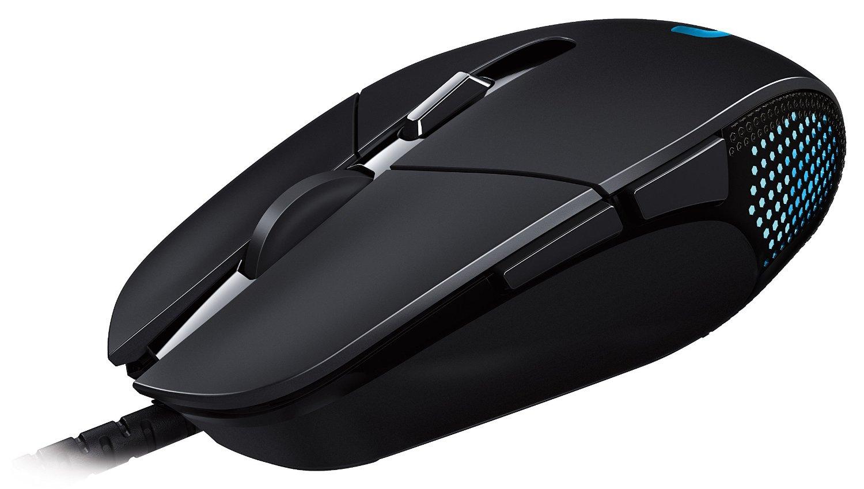 Logitech G302 Daedalus Primer MOBA Gaming Mouse