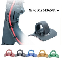 For Xiaomi M365/Pro Scooter Cable Card Tie Buckle Suitable Skateboard Parts & Accessories