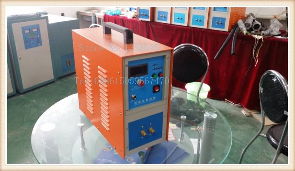De alta frecuencia de fusión de metal hornos de fusión por inducción de horno temperatura 2000C de equipo