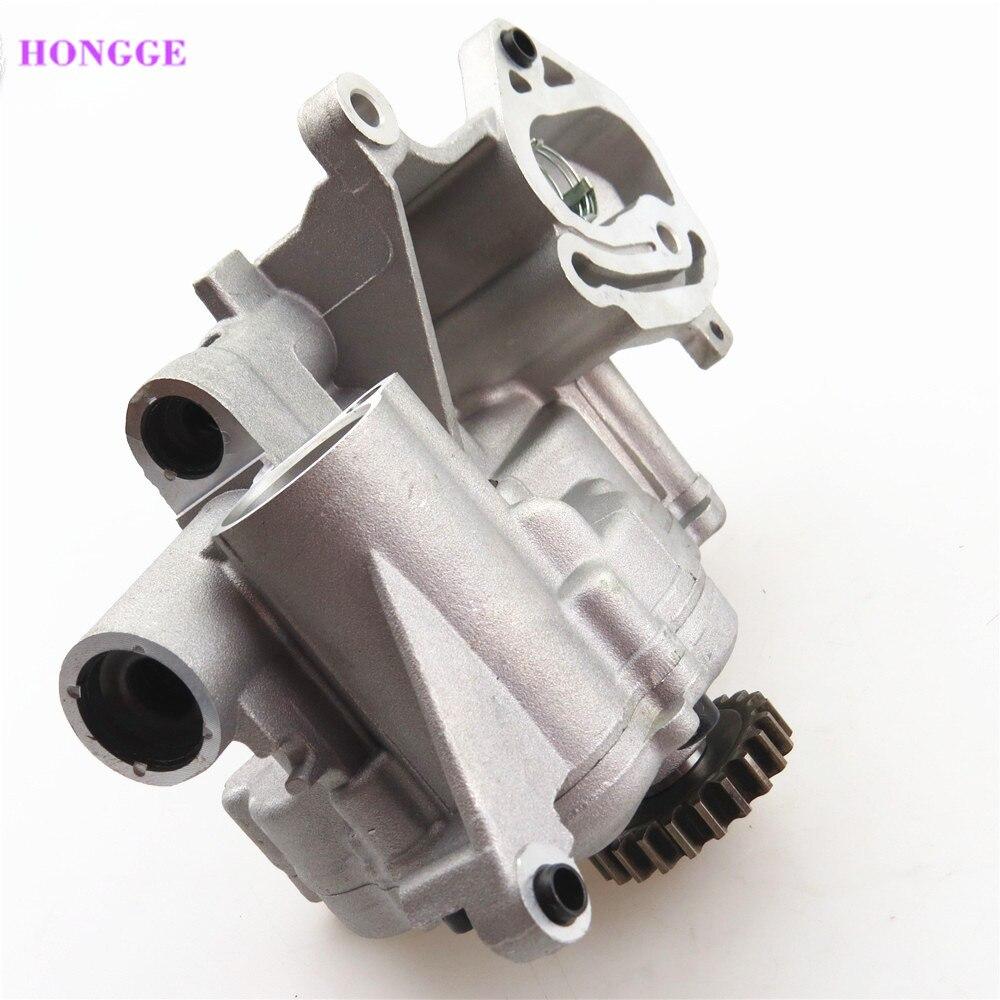 HONGGE 2.0 T 1.8 T moteur pompe à huile assemblée pour VW Jetta Golf MK6 Passat CC Scirocco Tiguan Beetle siège Leon A3 TT 06J 115 105 AC