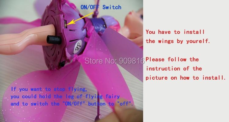 DIY Flying Fairy 02