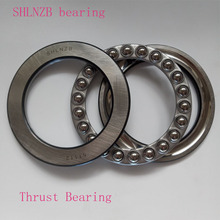 SHLNZB   Bearing    51102 15*28*9mm 1pcs    Single Direction Thrust Ball Bearings thrust angular contact ball bearings for ball screw support 60tac03dt85sumpn5d