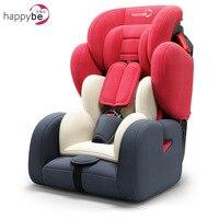 Ребенок безопасности автокресло для новорожденных Детское сиденье автомобиля Пятиточечные ремни безопасности ISOfix соединения Кабриолет Д