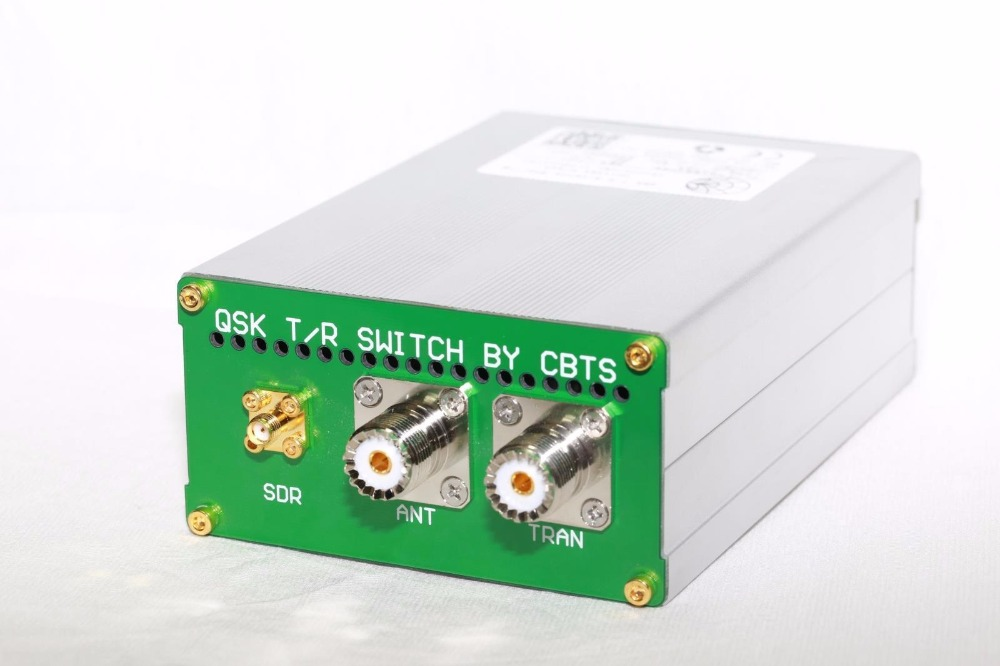 2019 New Verison 1.8Mhz-50Mhz Antenna sharing device QSK TX / RX <font><b>switch</b></font> For <font><b>SDR</b></font> Radio image