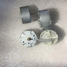 5 PCS/Lote ~ RF500TB18280 máquina de pulverização do motor luz de Advertência do motor 3V6V12V DC micro-motor Caixa De Velocidades do motor