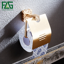 24k gold toilet paper. FLG Bathroom accessories toilet roll holder space aluminum Gold paper  Accessories China Buy and get free shipping on AliExpress com