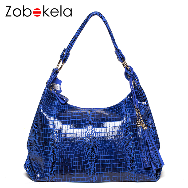 ZOBOKELA Women Genuine Leather Bag female luxury handbags Serpentine women Messenger bags designer Ladies Women shoulder Bag zobokela genuine leather women messenger bag female luxury handbag women bag designer ladies women shoulder bag crossbody tote