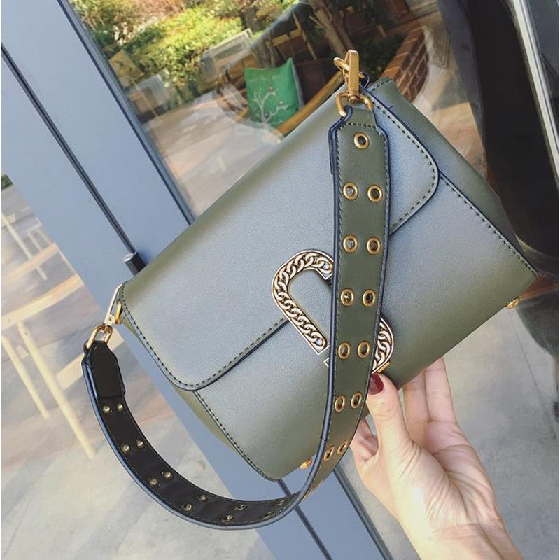 ФОТО Hot Casual Women Messenger Bags  PU Leather Fashion Bags