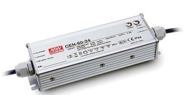 Free Shipping Mean Well CEN-60 IP66 60W 12/15/20/24/27/36/48V/54V 185*62.5*40.5mm 95~295VA Single Output Switching Power Supply куплю продам тоз 54 66