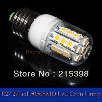 25pcs Supernova Sales E27 LED 4W 48 3528led 5W 27LED 5050chip 6W 7w 30LED 10W 48LED 12w 13w 14w 69 leds 220v-240v