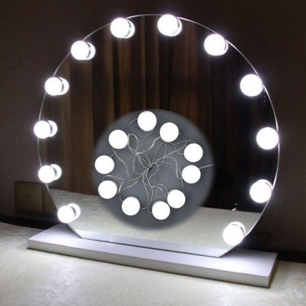 Jilbere Lighted Makeup Mirror Replacement Bulbs