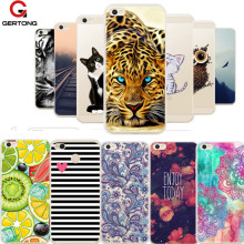 GerTong TPU Silicon Pattern Case For Xiaomi Redmi 4X 4A Note 4 3 Pro Mi6 Mi5 Mix Max 2 Mi 5 6 Cases Back Cover Coque Phone Shell