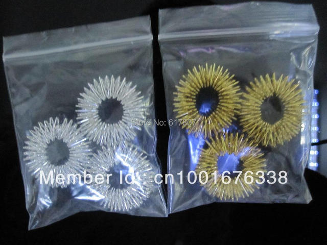 Acupuncture Massage Rings Finger Massager in PVC bag