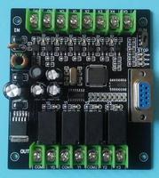 PLC Industriële Control Board FX1N-10MR FX1N-10MT Plaat PLC Programmeerbare Controller