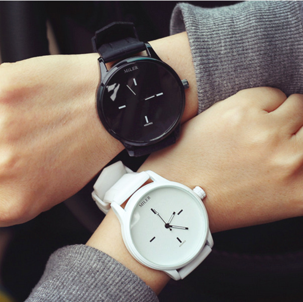 цены High Quality Brand Miler Watch Fashion Soft Silicone Strap Jelly Quartz Wristwatch for Women Ladies Lovers Mujer Relojes