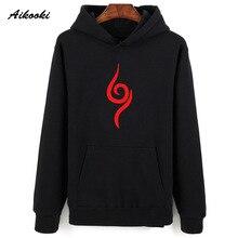 Classic Naruto logo hoodie / 21 colors