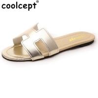 New Arrival Brand Quality Leisure Women Sandals Slippers Summer Shoes Beach Flip Flops Women Footwear Size