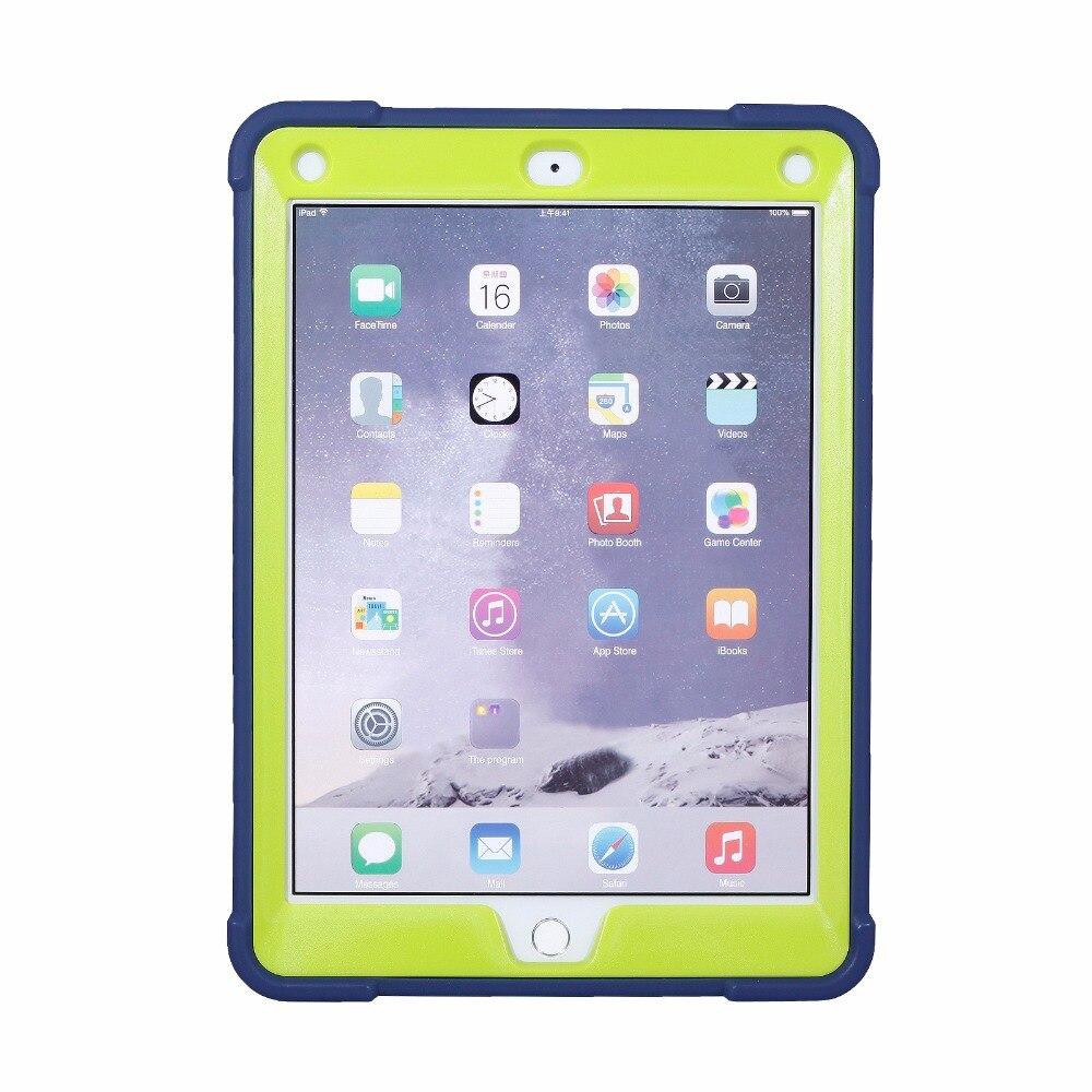 Envío gratis estuche resistente para iPad Air 2 Kids Soporte de - Accesorios para tablets - foto 2