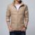 PQ07 parka homens Sólido Preenchido Com Algodão inverno casacos mens casacos de inverno e casacos homens jaqueta de inverno 2016