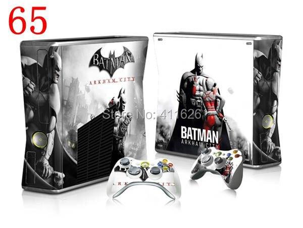 Xbox 360 Console Covers Popular 360 Slim Skin-...