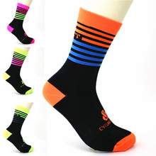 Football Socks Bicycle Riding Quick-Drying Hiking Men for 39-45 Promotion
