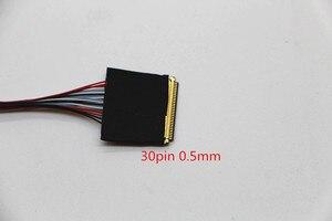 Image 3 - I PEX Panel de pantalla LED LCD para BI097XN02 BF097XN02 30Pin0.5mm, Cable LVDS de 6 bits, 1CH, 20453 20455
